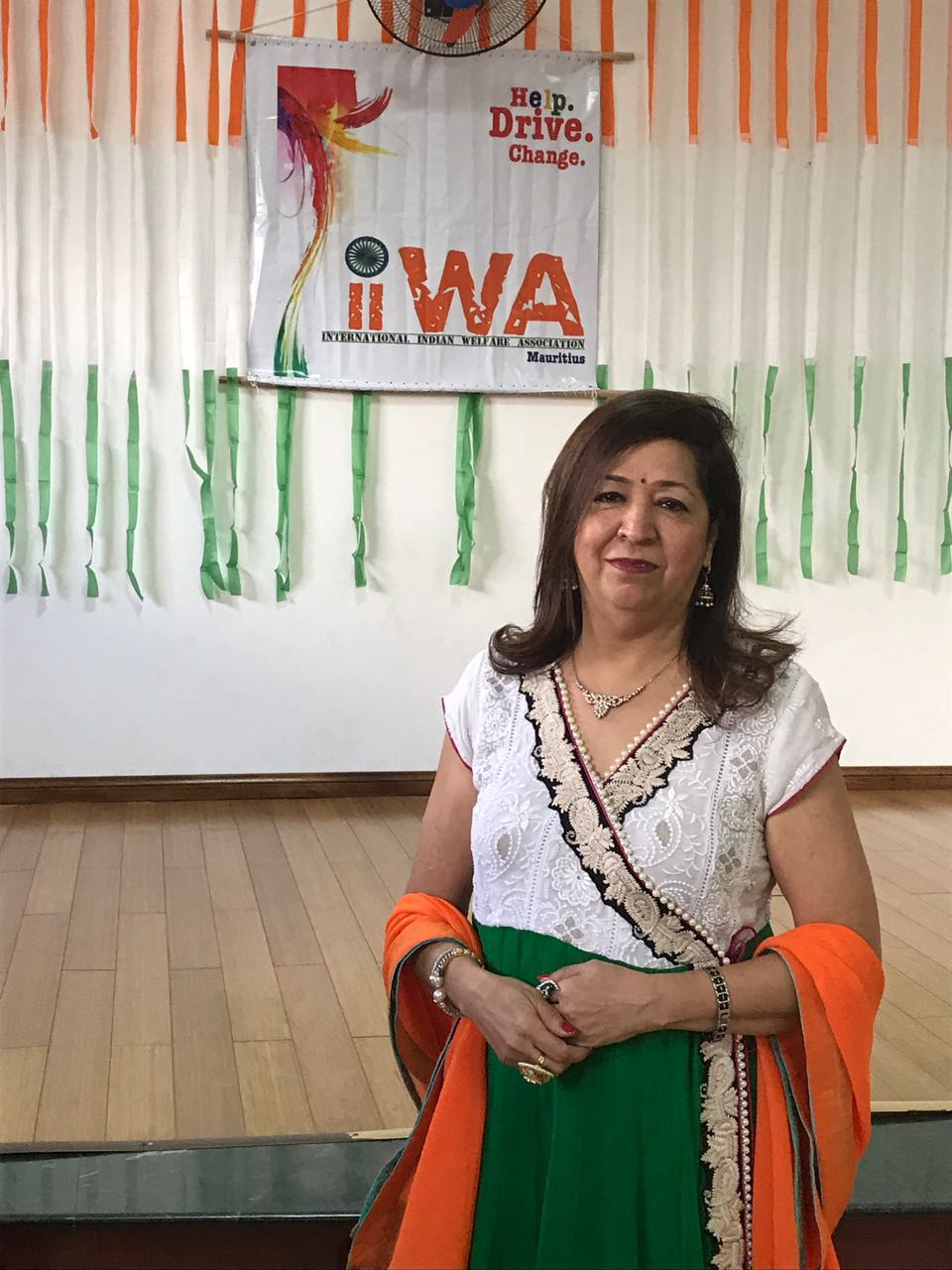 IIWA President speech on the Occasion of India's 70th Independence day